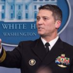 Trump appoints personal physician to veteran minister