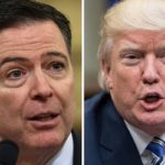 Comey book likens Trump to mafia boss 'untethered to truth'